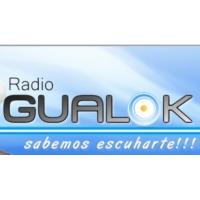 Logo of radio station Radio Gualok FM 101.3