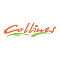 Logo of radio station Collines la Radio