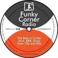 Logo de la radio Funky Corner Radio