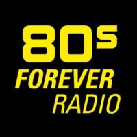 Logo de la radio 80s Forever Radio (mobile stream 64aac)