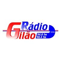 Logo of radio station Rádio Gilão
