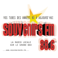 Logo of radio station Souvenirs FM