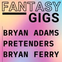 Logo of radio station Fantasy Gigs Soft Rock Live