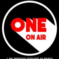 Logo of radio station One on air