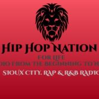 Logo de la radio HIP HOP NATION