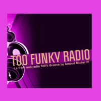 Logo de la radio TOO FUNKY RADIO