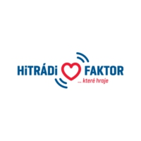 Logo of radio station Hitrádio Faktor