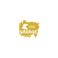Logo de la radio KISS GARAGE