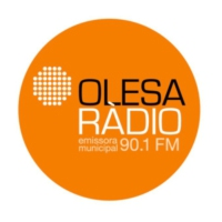 Logo of radio station Olesa Ràdio