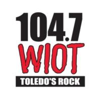 Logo of radio station 104-7 WIOT