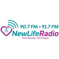 Logo of radio station WMVV NewLife FM