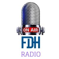 Logo de la radio FDH Radio