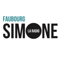 Logo of radio station Faubourg Simone