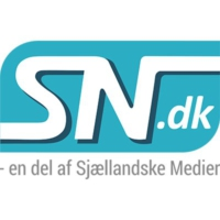Logo of radio station SN.dk