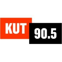 Logo of radio station KUT 90.5