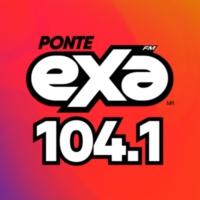Logo of radio station XHADA Exa FM 104.1