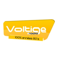 Logo of radio station VOLTIGE RADIO 80'S
