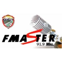 Logo de la radio FM Master 91.9 Mhz