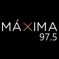 Logo de la radio XHCAN Máxima Radio 97.5