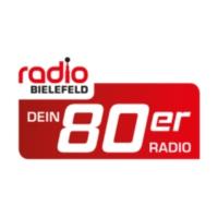 Logo of radio station Radio Bielefeld - 80er Radio