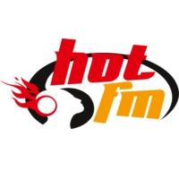 Logo of radio station Hot FM