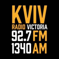 Logo of radio station KVIV 92.7FM & 1340AM