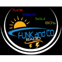 Logo of radio station FUNK and CO