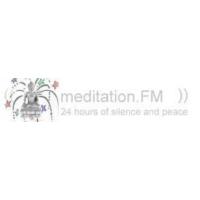 Logo of radio station Meditation FM