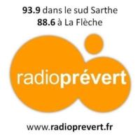 Logo of radio station Radio Prévert