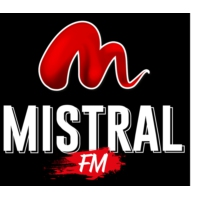 Logo de la radio Mistral FM - Aubagne