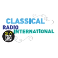 Logo of radio station Classical Radio International