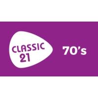 Logo of radio station Classic 21 - 70's (RTBF)