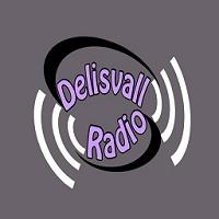 Logo of radio station Delisvall Radio