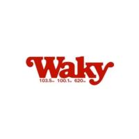 Logo de la radio WAKY 103.5