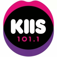 Logo of radio station Kiis 101.1