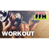 Logo of radio station FFH WORKOUT