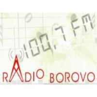 Logo de la radio Radio Borovo 100.7 FM