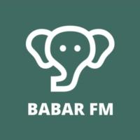 Logo of radio station BABAR FM