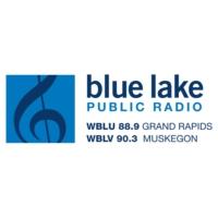Logo of radio station WBLU 88.9 FM
