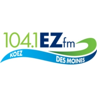 Logo of radio station KOEZ 104.1 EZ FM