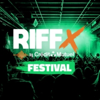 Logo of radio station RIFFX FESTIVAL