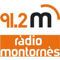 Logo of radio station Ràdio Montornès