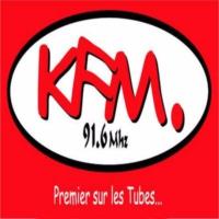 Logo de la radio KFM Guyane