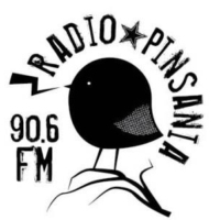 Logo of radio station Ràdio Pinsania