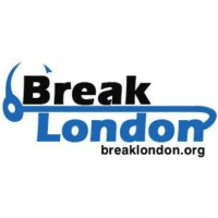 Logo of radio station Break London Radio