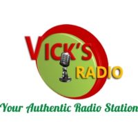 Logo of radio station Vicks Radio