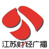 Logo of radio station 江苏财经广播