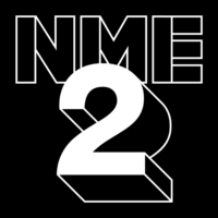 Logo of radio station NME 2