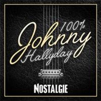 Logo of radio station Nostalgie - Johnny Hallyday