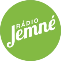 Logo of radio station Rádio Jemné